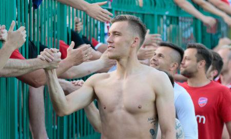 Tomasz Petraszek z Rakowa Częstochowa