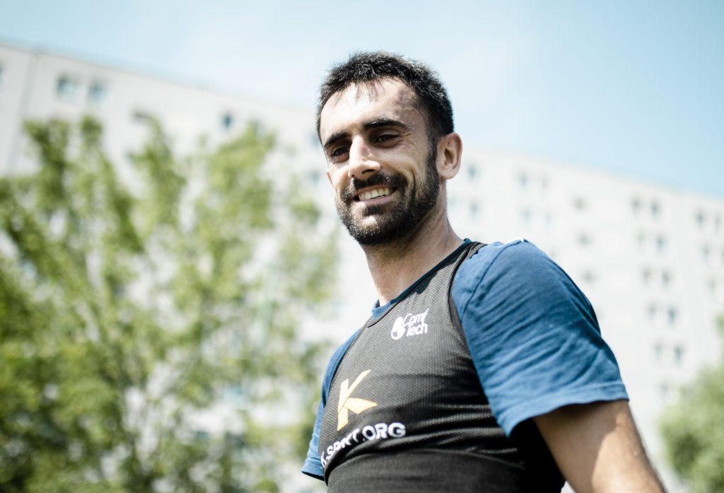 Gerard Badia ma nadzieję, że wiosną będzie miał więcej powodów do uśmiechu