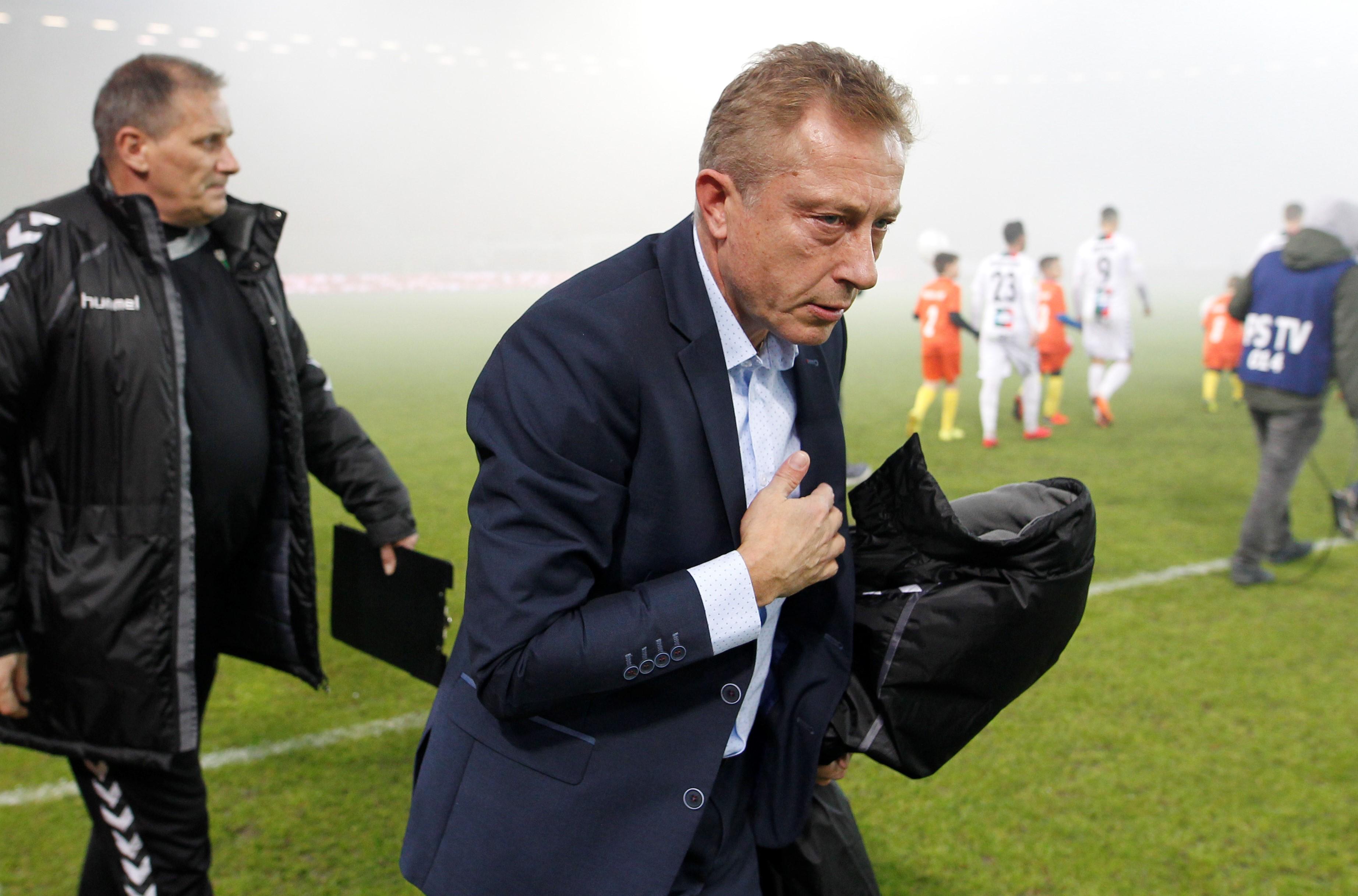 Ryszard Tarasiewicz, trener GKS Tychy
