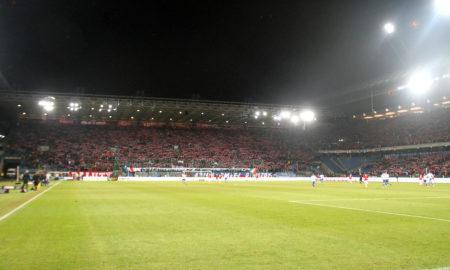 Wisła Kraków - Lech Poznań, stadion przy Reymonta