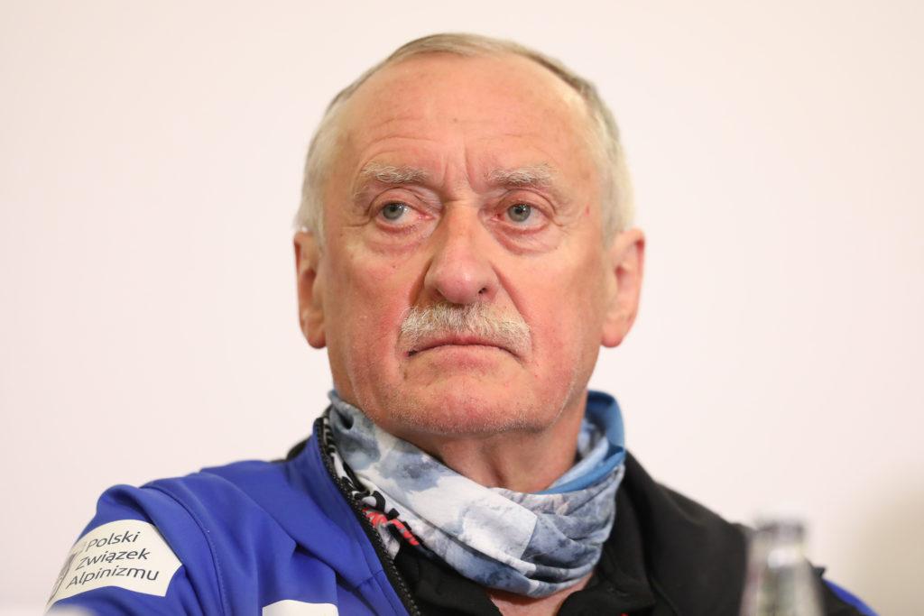 Krzysztof Wielicki, wybitny himalaista