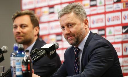 Trener Brzęczek