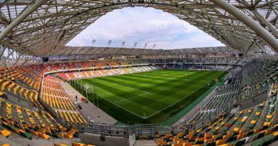 Stadionie