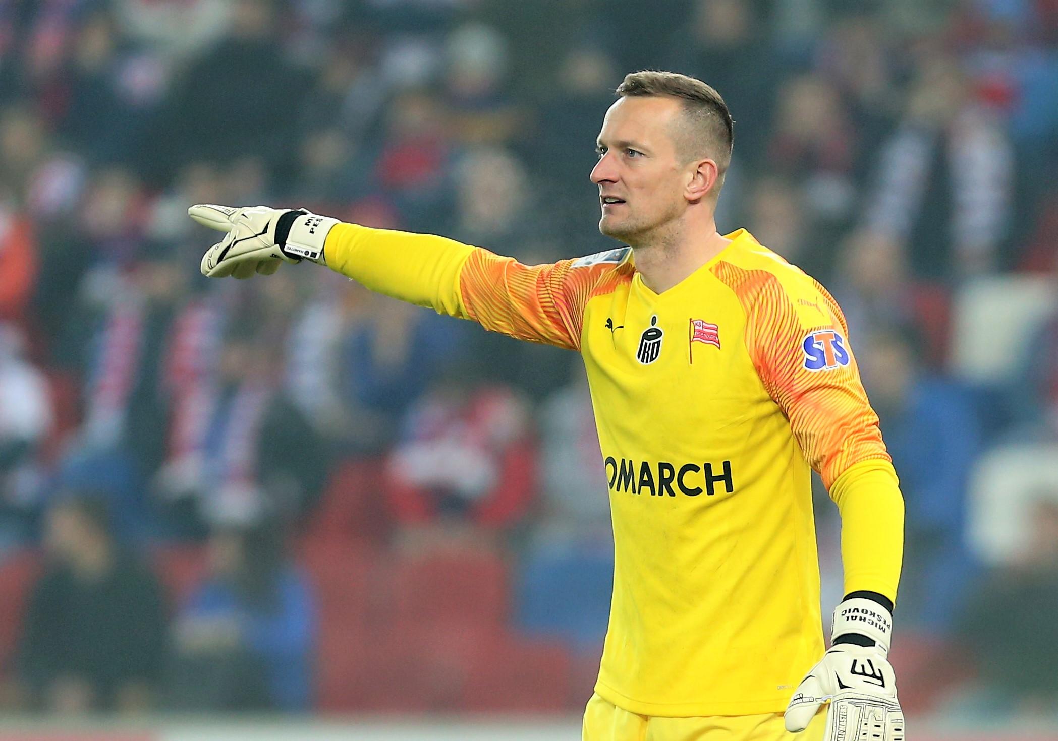 Bohaterowie meczu Cracovia - Lechia