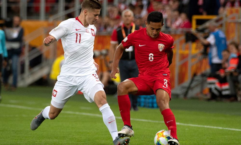Mecz Polska - Tahiti na mistrzostwach świata U-20