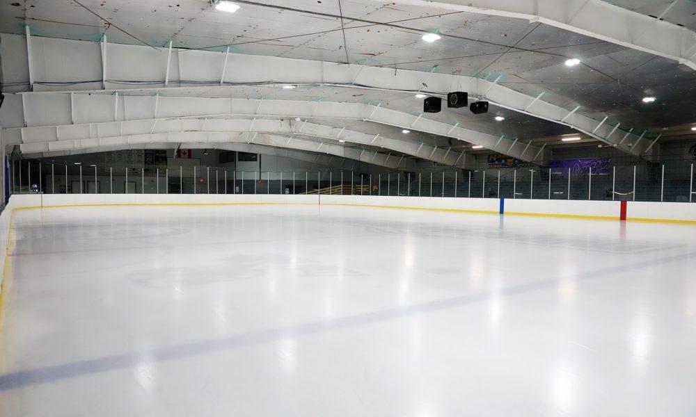 Hokej. Lodowisko