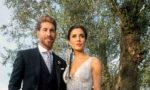 Ślub Sergio Ramosa
