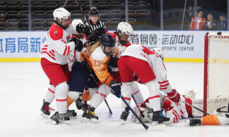 European Women's Hockey League