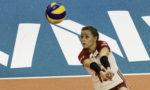 Paulina Maj-Erwardt po dziesięciu latach ponownie ma szansę na medal mistrzostw Europy. Fot. FIVB