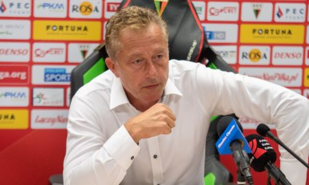 Ryszard tarasiewicz trener GKS Tychy