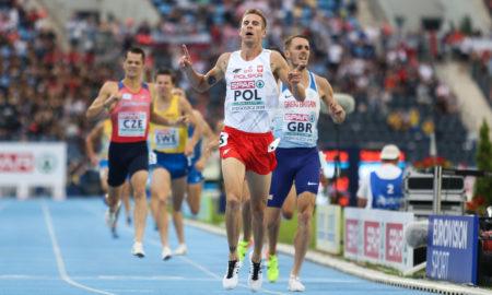 Marcin Lewandowski na drużynowych ME