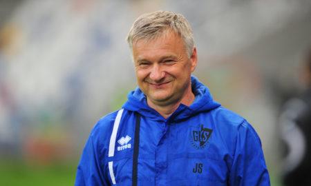 Jarosław Skrobacz po GKS Jastrzębie - Chrobry Głogów