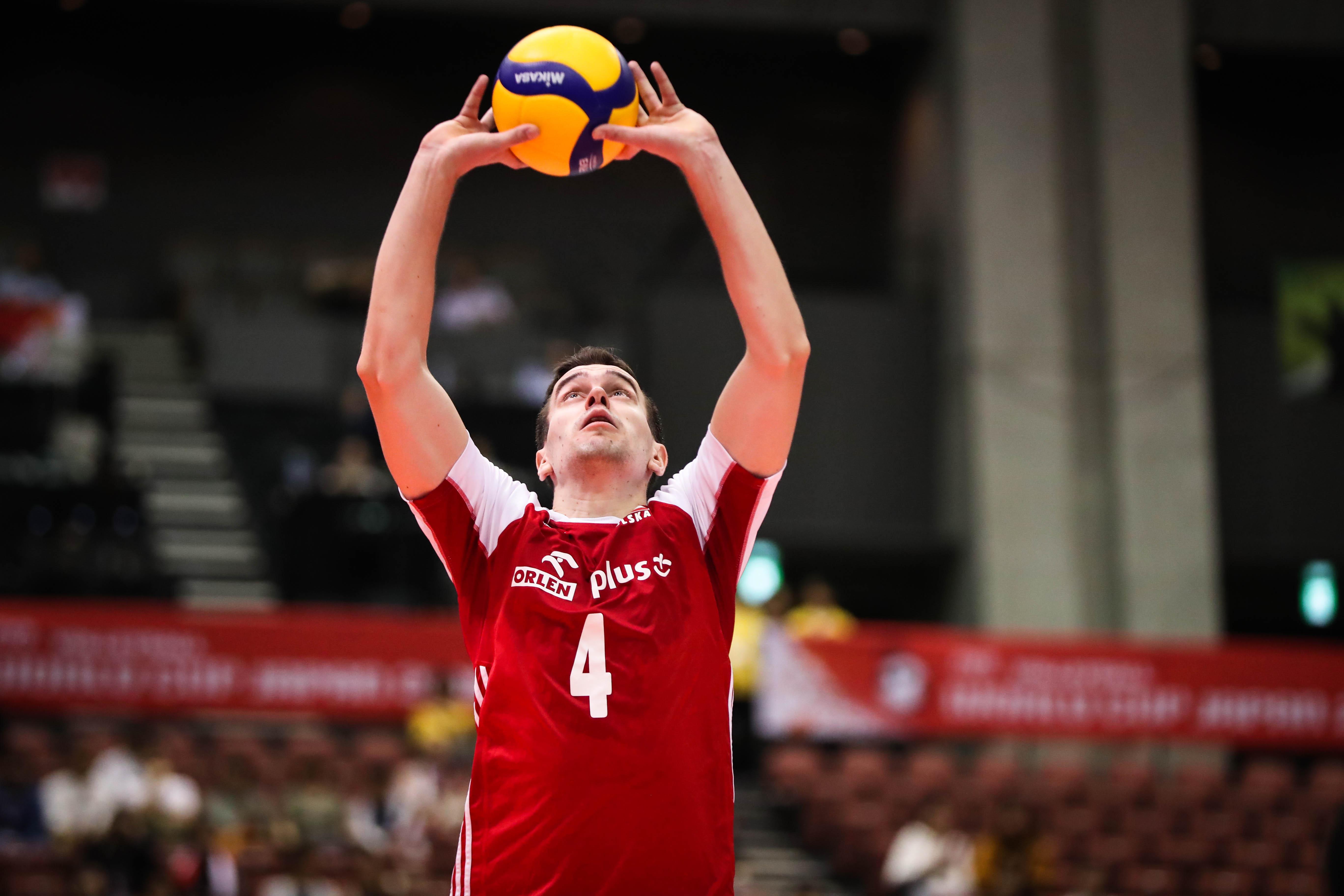 Marcin Komenda w meczu reprezentacji Polski