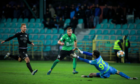 Rafał Górak po meczu Gornik Polkowice - GKS Katowice