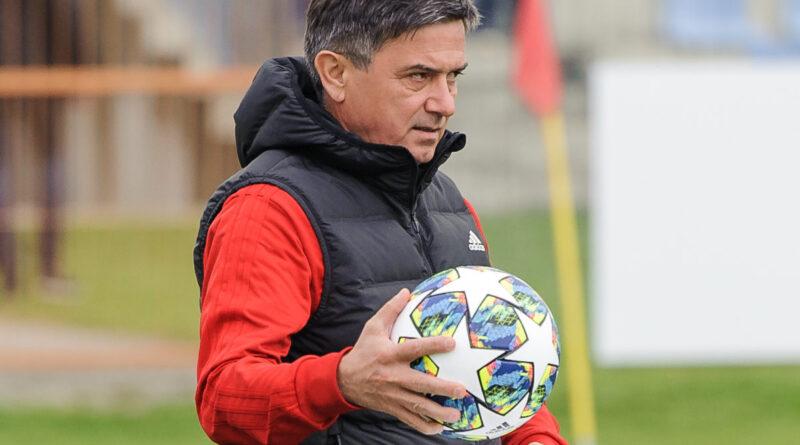 Waldemar Fornalik w Piast Gliwice