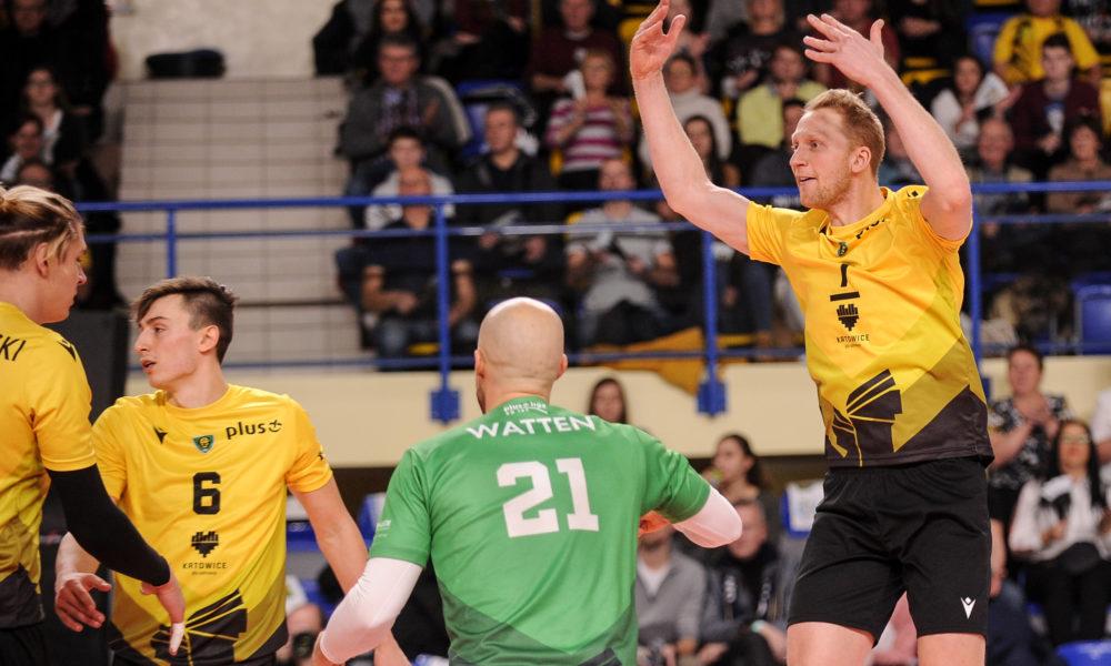 GKS Katowice - Verva Warszawa Orlen Paliwa