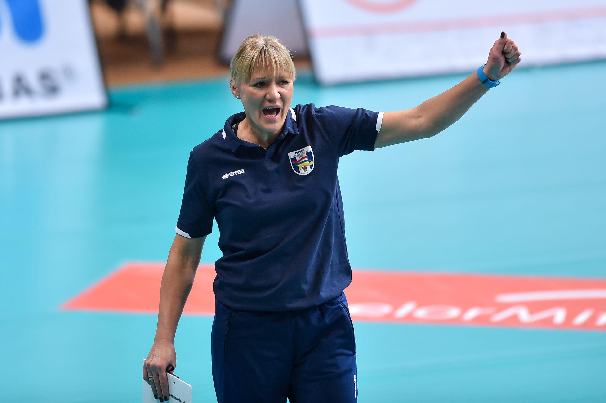 Magdalena Śliwa, była reprezentantka Polski