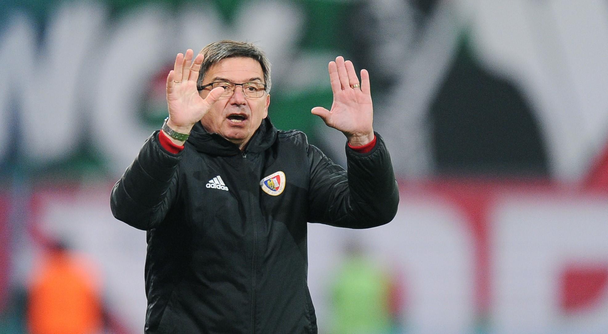 Waldemar Fornalik z Piasta Gliwice