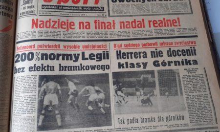 AS Roma – Górnik Zabrze