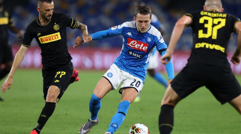SSC Napoli - Juventus Turyn