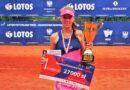 Magdalena Fręch po raz trzeci mistrzynią Polski