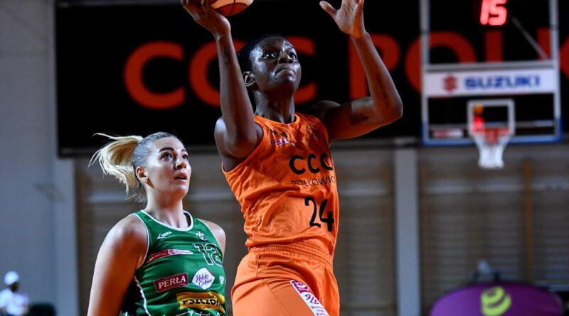 CTL Zagłębie Sosnowiec – Basket 25 Bydgoszcz