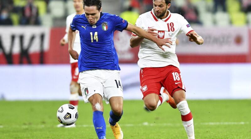 Włochy - Holandia