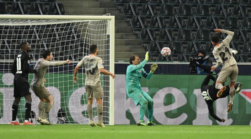 Borussia Moenchengladbach - Szachtar Donieck