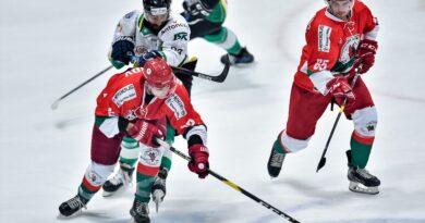 Hokej. Podwójny pożar w Sosnowcu