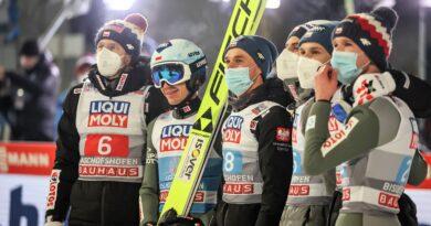 PŚ w Lahti. Polacy na podium