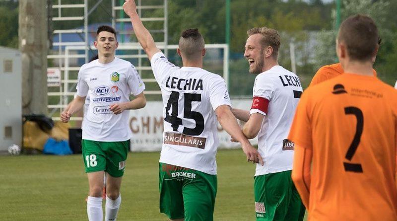 Lechia Zielona Góra - Foto Higiena Gać