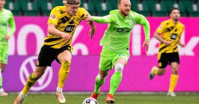 Lewandowski kontra Haaland?