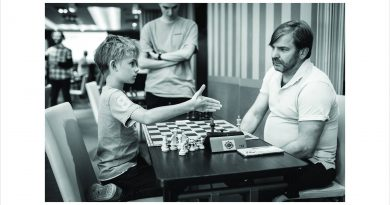 Grand Prix za zdjęcie przy szachownicy